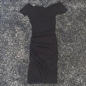 Black FashionNova Dress